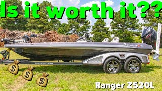 The Nicest Bass Boat EVER BUILT?? ($85,000)