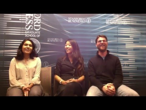Q&A with Second-Year Stanford MBA Students