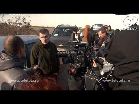 Алексей Гаскаров вышел на свободу из колонии в Тульской области