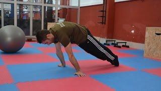 Calisthenics PT#16 - Come eseguire gli Pseudo Planche Pushup