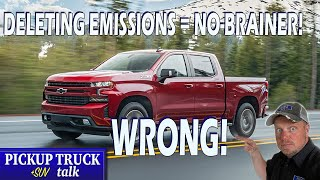 5 Diesel Truck Myths - Air Quality, DEF, New vs Old, Fuel Quality +