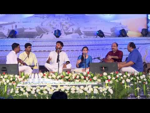 ISKCON MYSURU : Devotional songs by Sri Vijay Yesudas