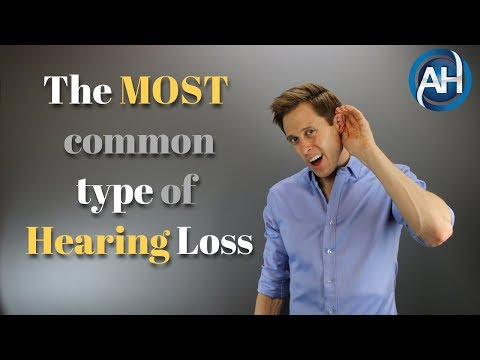 What is Sensorineural Hearing Loss? - Ear Problems