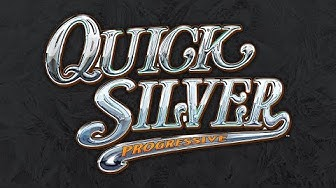 Quick Silver Progressive Slot - NICE SESSION, ALL FEATURES!