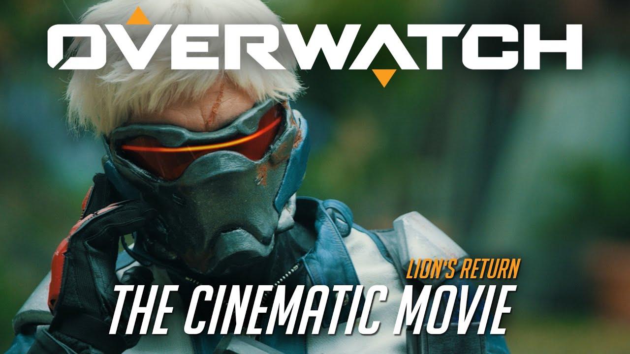 Lion's Return (Live Action) - Teaser | Overwatch Fan Film