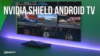 Nvidia Shield Android TV, review en español
