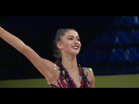 Yeva Meleshchuk Ball
