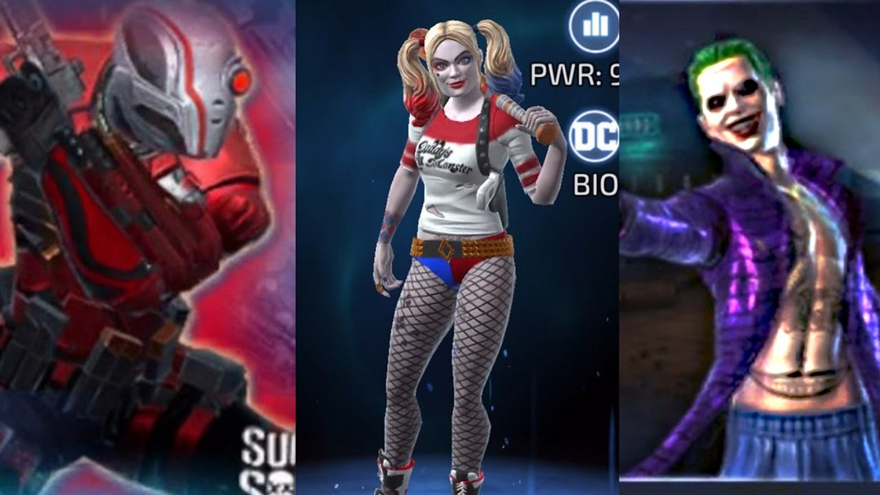 dc legends how to get harley quinn quite vexing