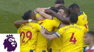 James McArthur's header extends Palace's lead against Arsenal | Premier League | NBC Sports