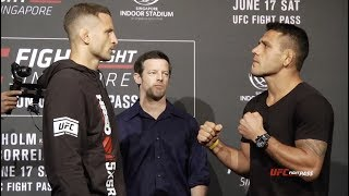 Fight Night Singapore: Saffiedine vs Dos Anjos - Two Former Champions Collide