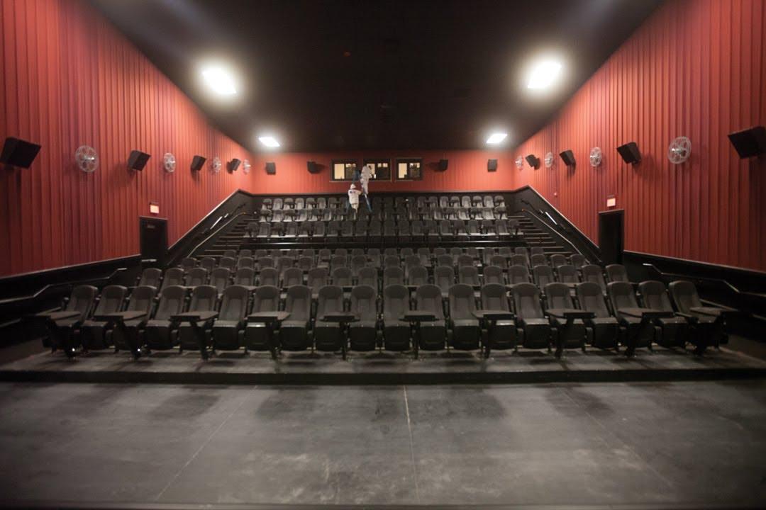 Alamo Drafthouse Cinema opening soon in Lubbock - YouTube