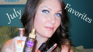 Monthly Favorites- July 2013 Thumbnail