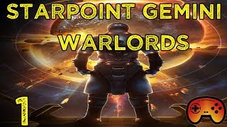 Starpoint Gemini Warlords #1 Der Weltraum ... - Gameplay - German/Deutsch