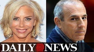 Matt Lauer's ex-wife Nancy Alspaugh 'shocked' by allegations