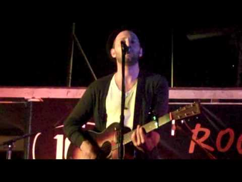 """Mat Kearney """"Crashing Down"""" Live on Hornblower Cruises with KPRI FM"""