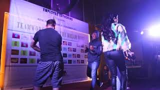 Video 2RACUN Youbi Sister - MAKAN HATI live performance at Royal Safari Garden download MP3, 3GP, MP4, WEBM, AVI, FLV Juli 2018