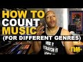 How to count music (for different genres)