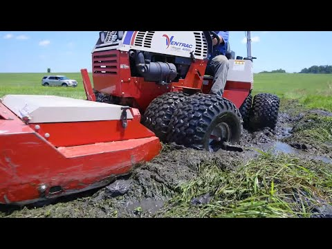 Tractor Vs Mud - Going Impossible Places