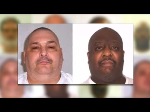 Witnesses to Double Execution in Arkansas Say Inmates May Have Suffered Botched, Painful Death