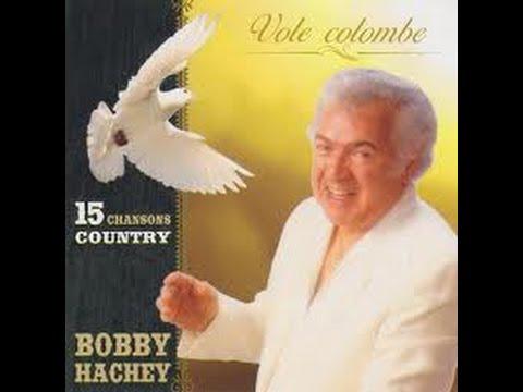 Bobby Hachey vole