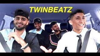 PUNJABI CARPOOL KARAOKE WITH TWINBEATZ