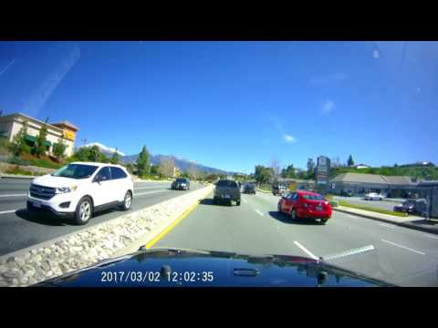 Dashcam: What Driving in Yucaipa, CA is Like