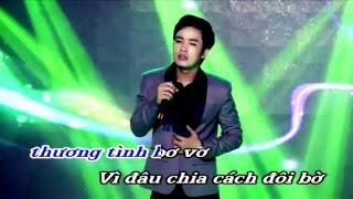[Karaoke - Beat] Xót Xa Tình Đầu - Thiên Quang