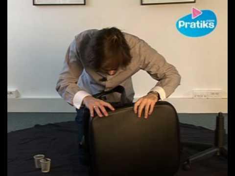 Comment assembler la chaise de bureau moses youtube