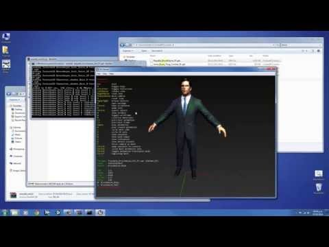 Unity Tutorial #1 - Using Gildor's tool to rip objects from game