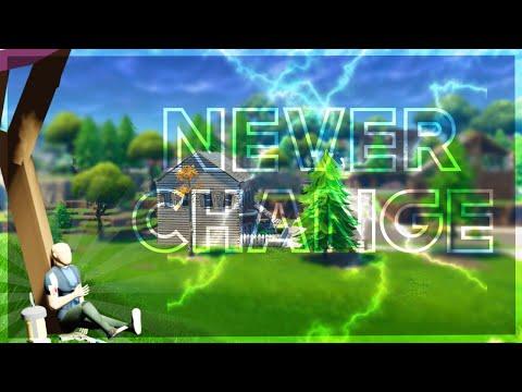 Never Change (Strucid Edit!)