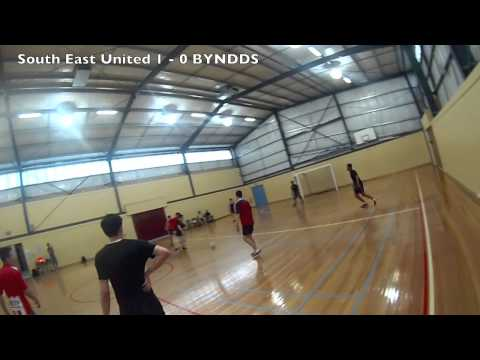 Futsal Fever - Mulgrave - Season 2 - Week 1 - South East United VS BYNDDS