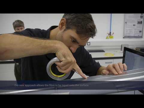 Fibre-optic shape sensing: measuring helicopter rotor blade shape