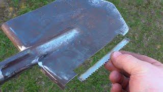 Никогда не выбрасывай старую лопату!!! Сделай и ты себе!