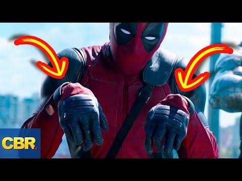 10 Superpowers Deadpool Wants To Keep Secret!