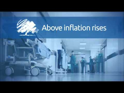 Jeremy Hunt says NHS can't afford pay rise