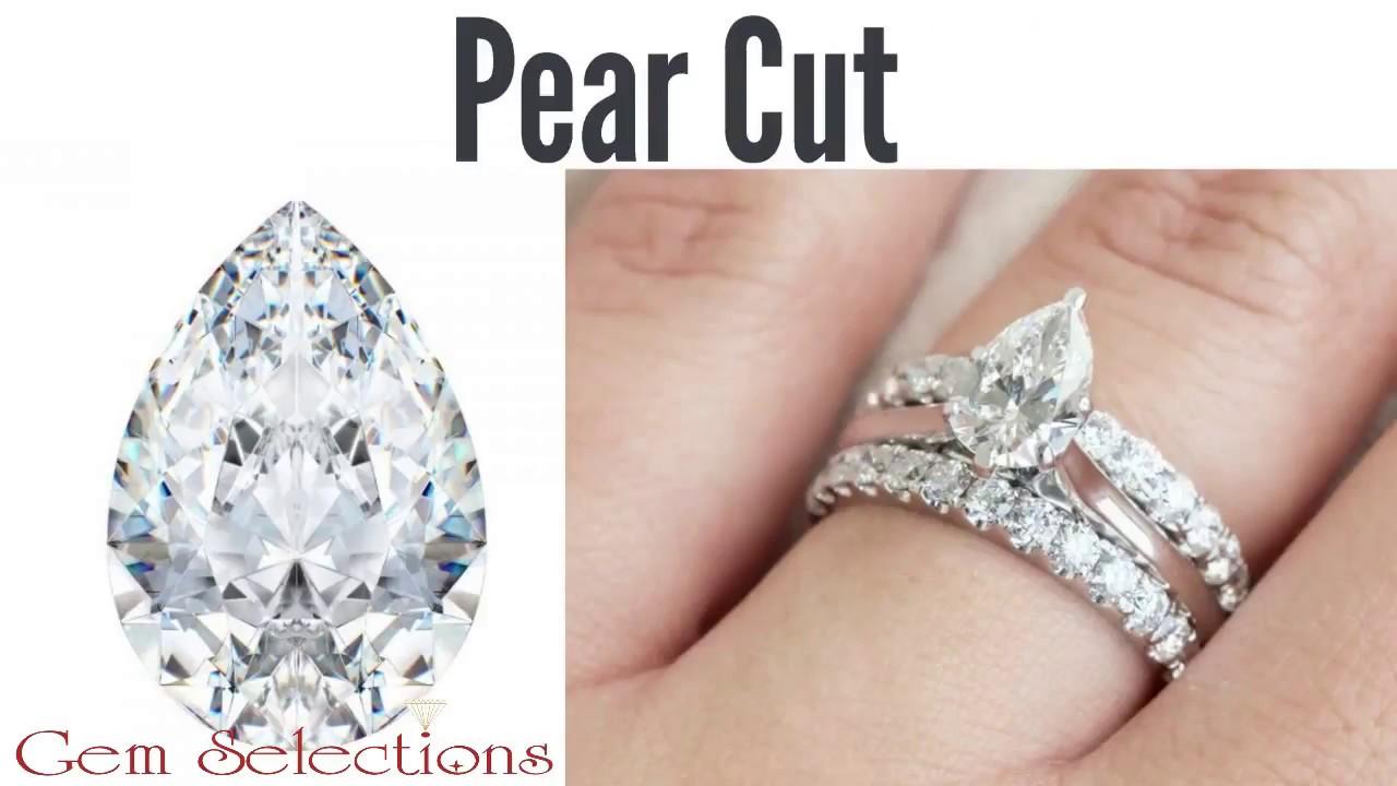 Types Of Diamond Cuts Youtube