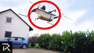 10 Crazy Inventions That Will Replace Your Car