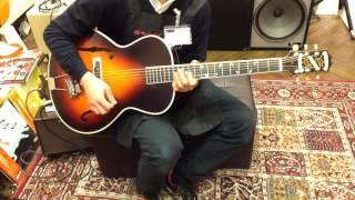 【動画】ルーツミュージック好きの方へEPIHONE新モデル2! 現在アメリカ...