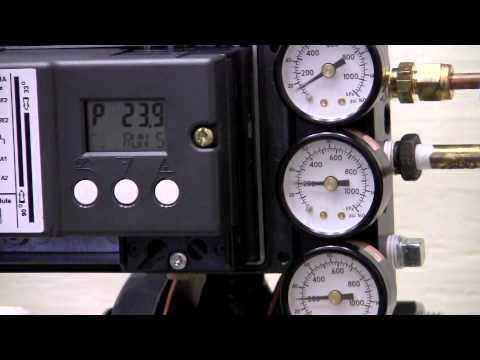 Siemens PS2 Valve Positioner - YouTube