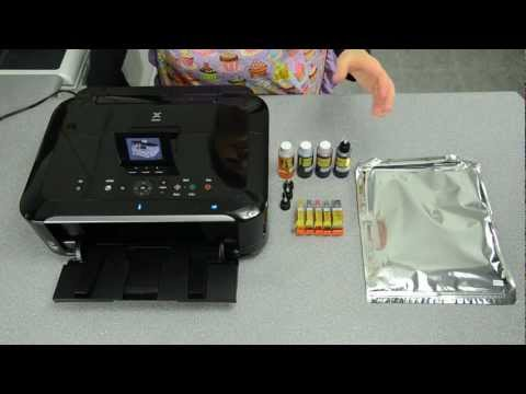 Edible Printing 101 by Cookies Cupcakes and Cardio