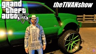 Saturday All Night LIVE stream / GTA 5 - PS4 / w/ TIVAN and RACE host TAZ MANIAX
