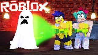 ¡LOS MEJORES CAZAFANTASMAS de ROBLOX! 👻😂 Ghost simulator Roblox