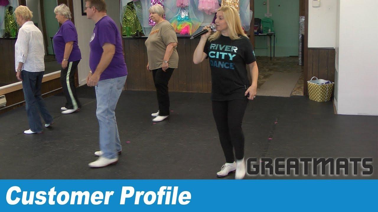 Sheryl Baker of River City Dance - Customer Profile