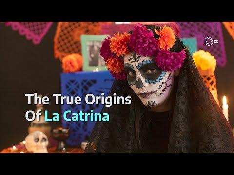The True Origins Of La Catrina | Dia de los Muertos