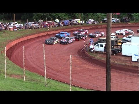 Winder Barrow Speedway Modified Street Feature Race  7/6/19