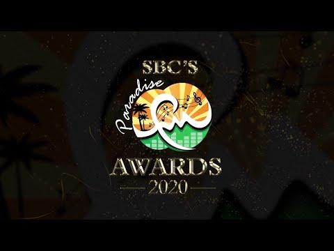 SBC | LIVE Paradise FM Music Awards 2020 -18.12.2020