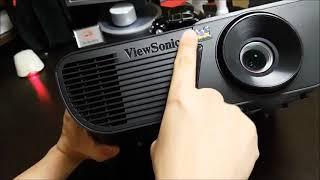 Real HD 프로젝터 뷰소닉 VS8ViewSonic …