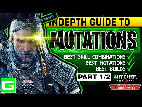 Deathmarch Mutation Build Withcer
