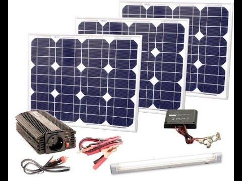 Gut gemocht Photovoltaikanlage Selber Bauen - Photovoltaik Modul Einfach CH81