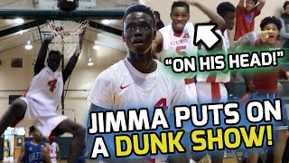 Are Jimma Gatwech's Hops EVEN REAL!? Core 4 Escapes With The DUB In The FINAL SECONDS! 😱